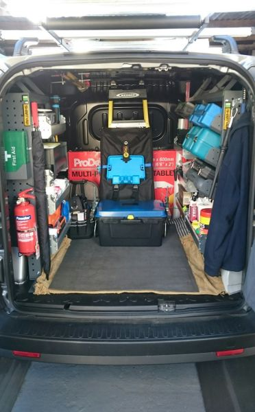Full van photo