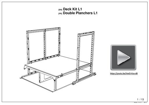 Double plancher